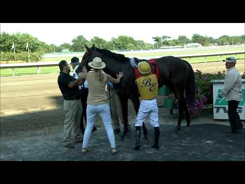 video thumbnail for MONMOUTH PARK 8-3-19 RACE 10 – TYRO STAKES