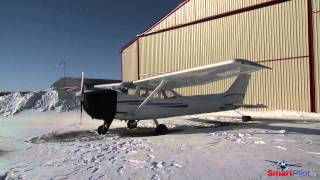 Winter Flying   Cold Temp Pre Flight Tips