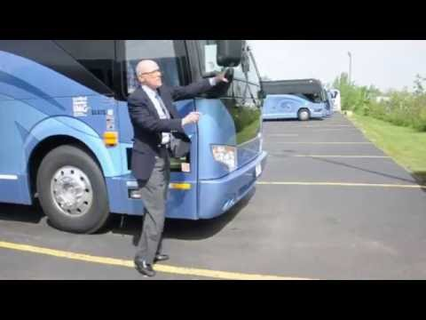 Pre-Trip Motor Coach Inspection - Niagara Scenic Tours