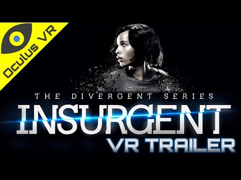 The future of movies? ■ INSURGENT: Scatter Reality ■ Oculus Rift DK2 Trailer
