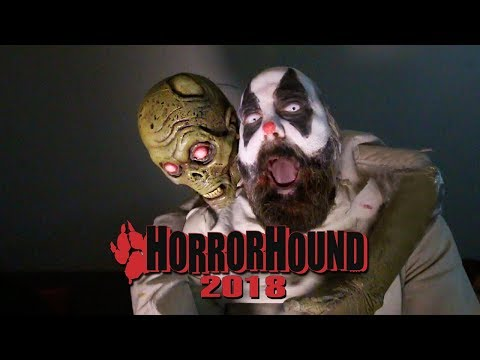 HorrorHound Weekend 2018  Costume case