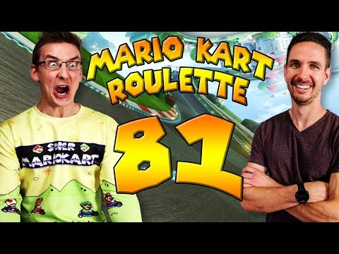 Dealing With Anxiety | Mario Kart Roulette #81