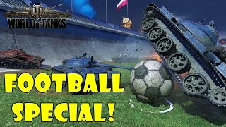World of Tanks - Funny Moments | Football Special 2016