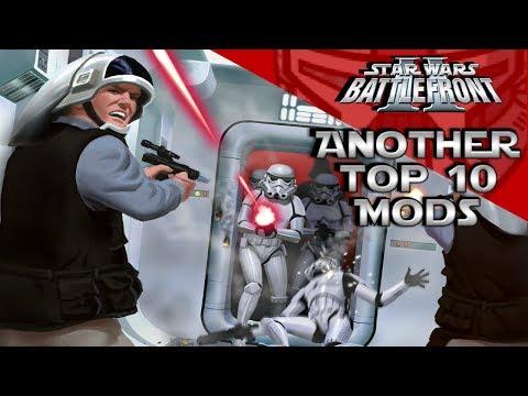 Another Top 10 Star Wars Battlefront II Mods