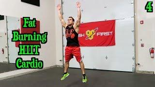 Fat Burning Tabata Workout (HIIT Cardio) 4