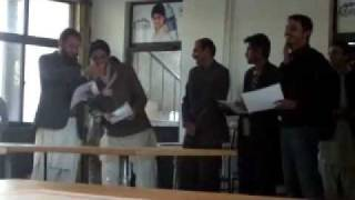 'C' Tigers Getting Inudstrial Tour Certificates (By: Malik Hilal) 2017 Video