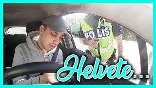 BLIR TAGEN AV POLISEN!!! #Roadtrip