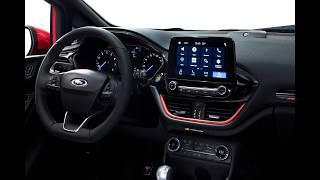 2018 ford c max interior