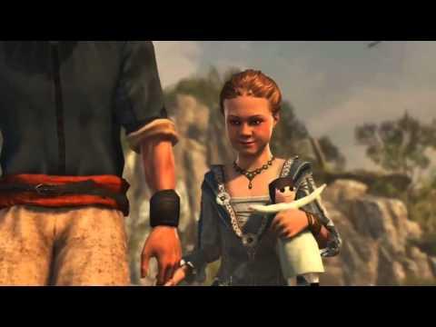 Assassins Creed Iv Anne Bonny Parting Glass Original Youtube