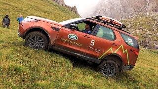 Чуть не скатились в обрыв. Проверяем Land Rover в горах Тянь-Шань | Своими глазами