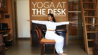 Yoga at the Desk