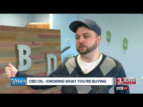 CBD Oil - Know What You're Buying