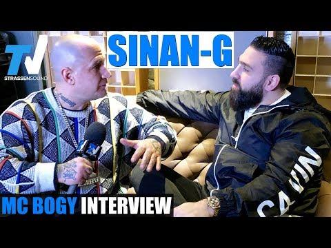SINAN-G Special Interview mit MC Bogy in Berlin | TV Strassensound
