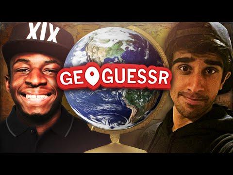 GEOGUESSR #9 With Vikk & Tobi (GeoGuessr Challenge)