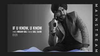 Gambar cover IF U KNOW, U KNOW - Amantej Hundal | MAINSTREAM (Full Album) | Audio | Latest Punjabi Songs 2020