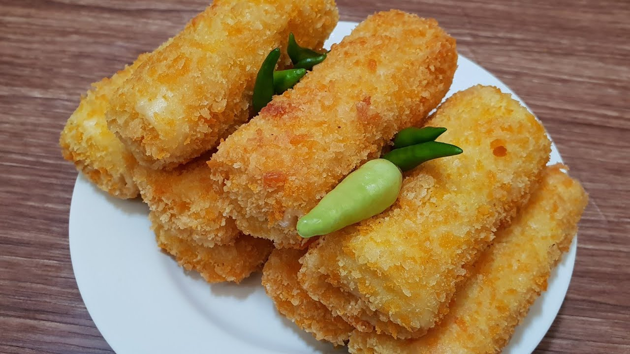 resep risoles sayur youtube