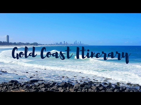 48 HOUR GOLD COAST TRAVEL ITINERARY | THE BEST THINGS TO DO