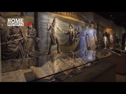 The Good Book turns a new page with opening of Bible museum