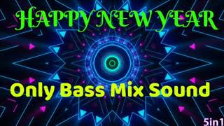 5 in 1 🔥🔥 Only Bass Mix Dj Music   Competition Mix Dj Song