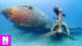 6 Mysteriöse Dinge Die Im Meer Gefunden Wurden