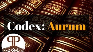 Codex: Aurum [Gold]