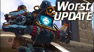 This is the WORST APEX UPDATE.. The GOOD & BAD Changes