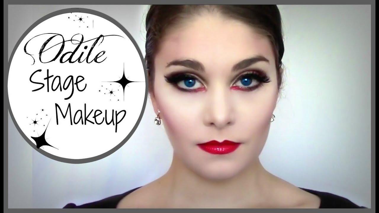 Black swan makeup tutorial youtube.