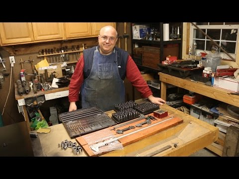 Odds & Ends 15:  An Awesome Collection of Machinist Tools