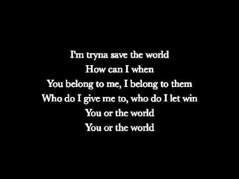 Jhene Aiko- You Vs Them (lyrics)