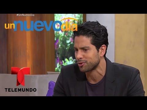 El actor Adam Rodríguez habla sobre Magic Mike XXL  Un Nuevo Día  Telemundo