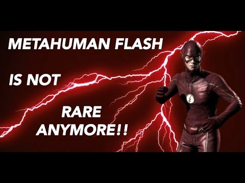 Metahuman Flash Is Not Rare Anymore!