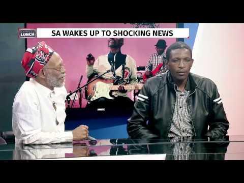 Blondie Makhene, Steven Tsie  pay tribute to Ray Phiri