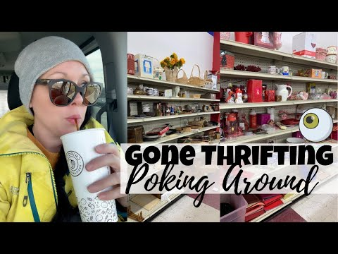 Day Out Lookin' | Salvation Army Thrift Store