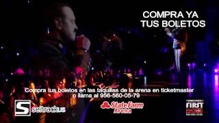Pepe Aguilar en el State Farm Arena Mayo 22, 2015