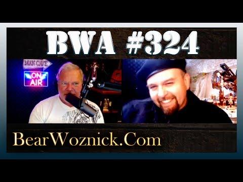 BWA 324 PATRICK CAMPBELL The Bear Woznick Adventure