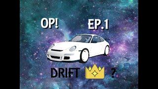 NEW PORSCHE 911 TURBO S KING OF DRIFTING??? | Roblox Vehicle Sim. ep. 1
