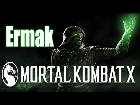Прохождение Mortal Kombat X - Ermak - Слуги Шао Кана