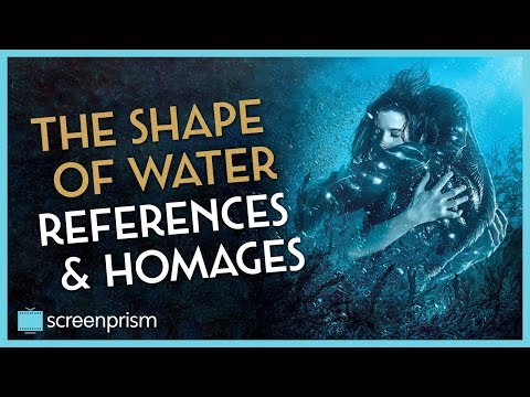 The Shape of Water Explained: References & Homages