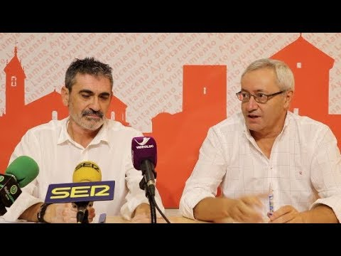 VÍDEO: Miguel Villa explica que IUCA votará en contra de la subida del agua en un 11%