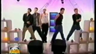 O-Town - Liquid Dreams live on GMTV UK (HQ)