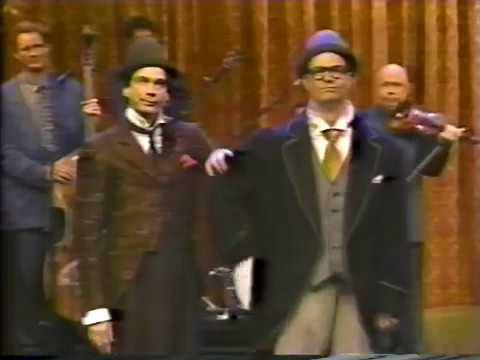 Bill Irwin and David Shiner in a  from Fool Moon with