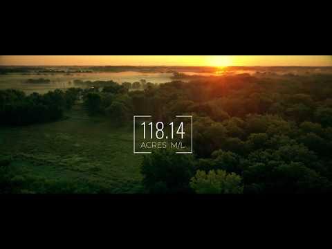 118.14 Acres M/L Recreational Land Available - Buchanan County, Iowa