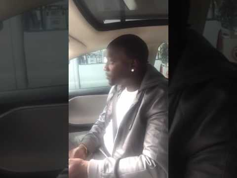 Akon - Reggae/Island Stadium Song *Exclusive Preview*