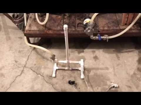 how to build carboy washer