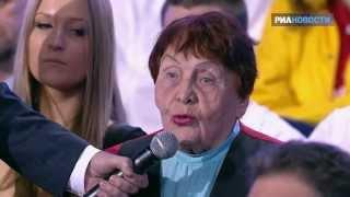 Путин назвал «поросенком» мэра, отказавшегося принять пенсионерку