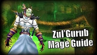 Primal WoW - Mage Guide to Zul'Gurub