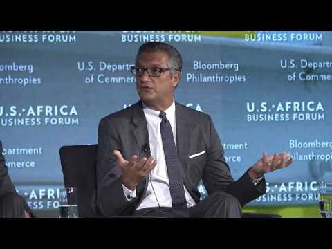 Markets on the Move: 2016 U.S-Africa Business Forum