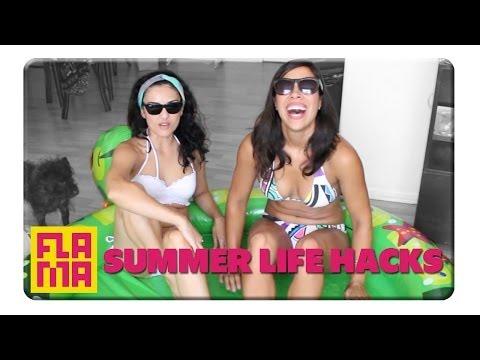 Summer Life Hacks