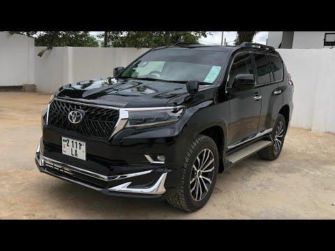 VVIP Land Cruiser Prado TX | The Best Toyota SUV  | New Model Of 2021