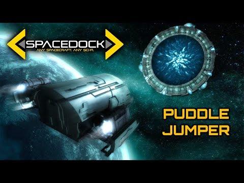 Stargate: Puddle Jumper - Spacedock